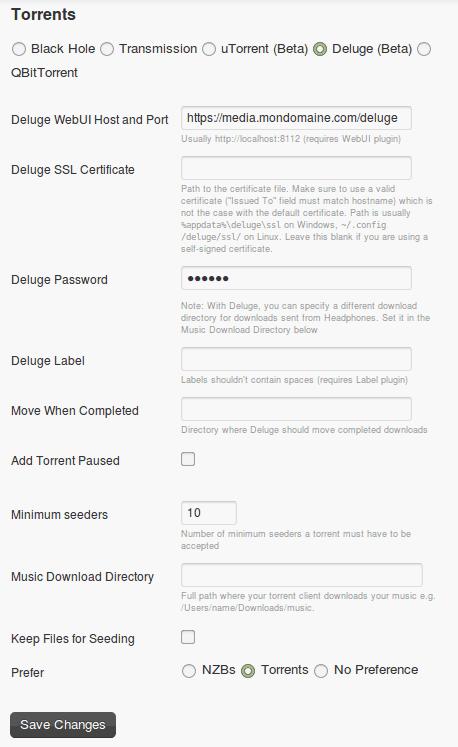 Seedbox Debian 9 et 10 - Installation sécurisée et anonyme