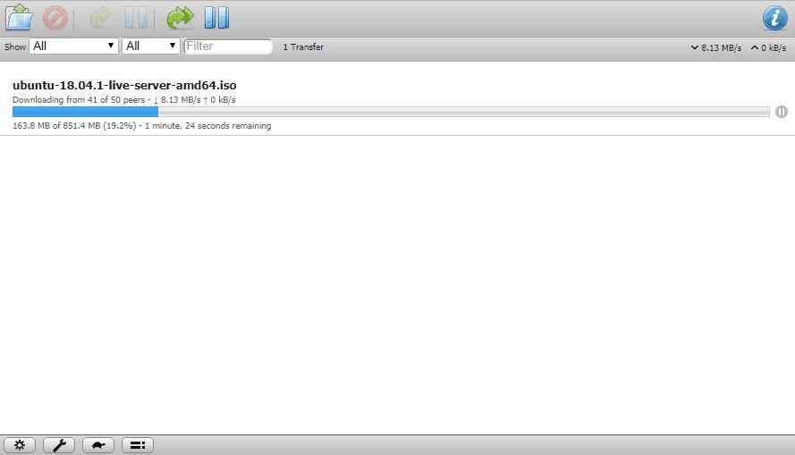 Transmission avec OpenVPN, Nginx et SSL/TLS - Ubuntu 18 04 LTS